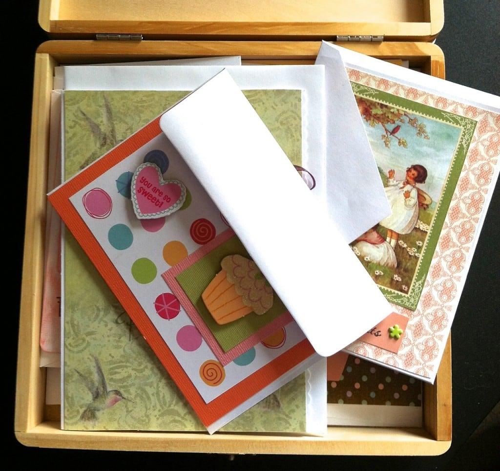 box o cards