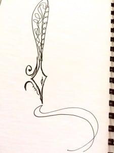 first doodles3